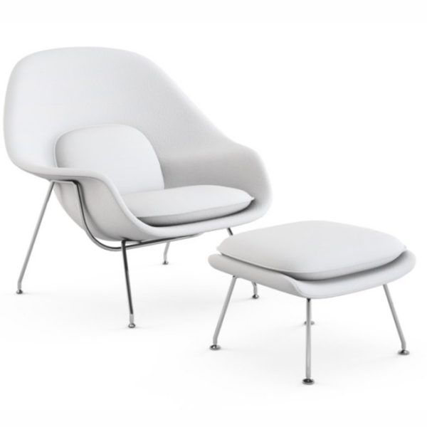 Womb chair revit family download furniture