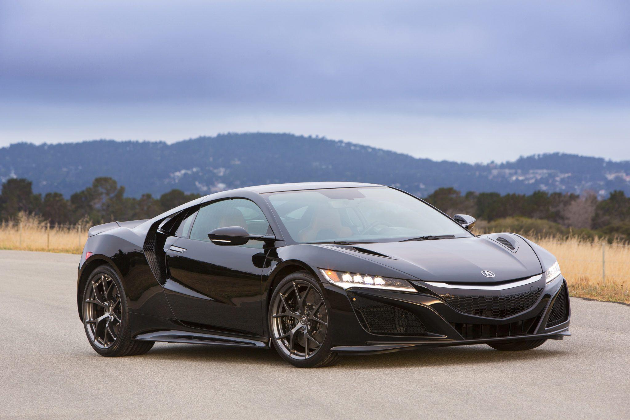 2017 honda nsx car model reviews