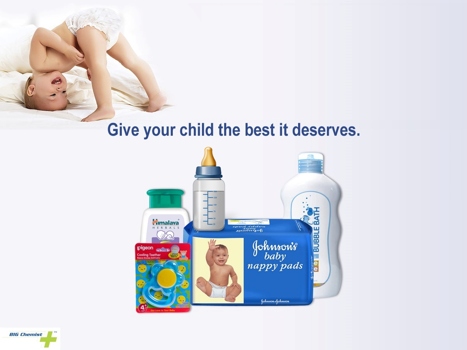 Child health care products