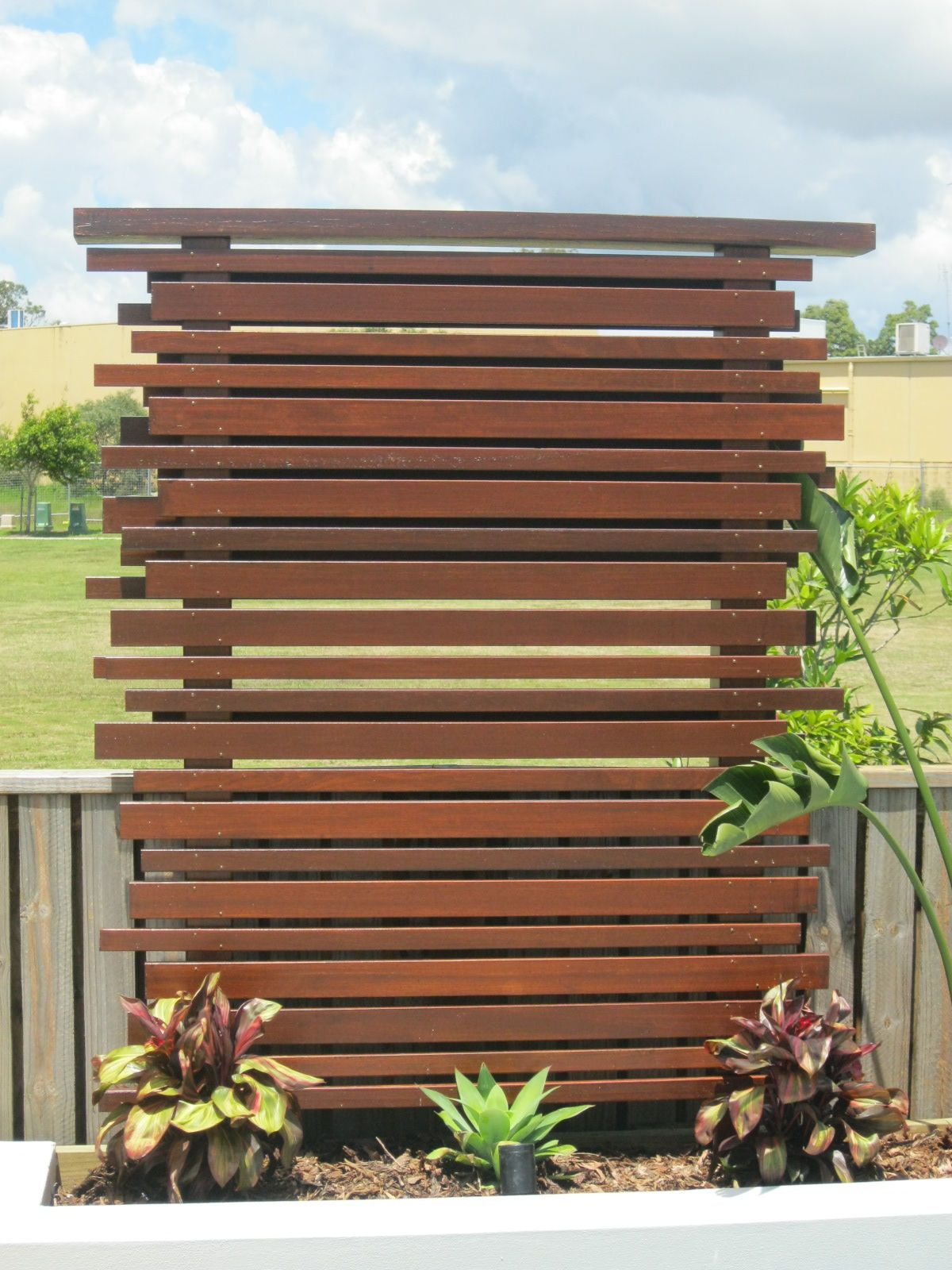 15+ Garden Screening Ideas For Creating A Garden Privacy Screen in ...