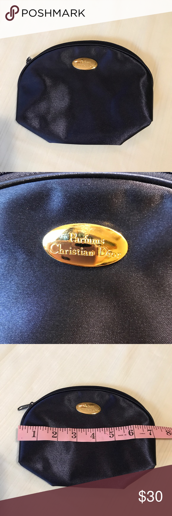 Dior makeup bag (With images) Christian dior makeup