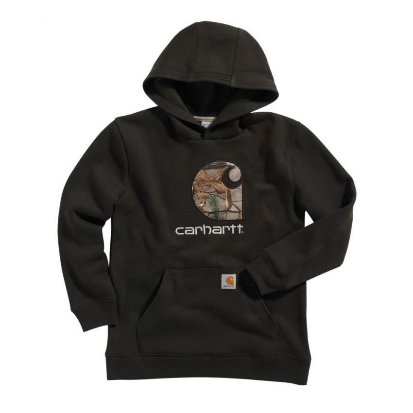 Carhartt Realtree Big Camo C Sweatshirt Hoodie