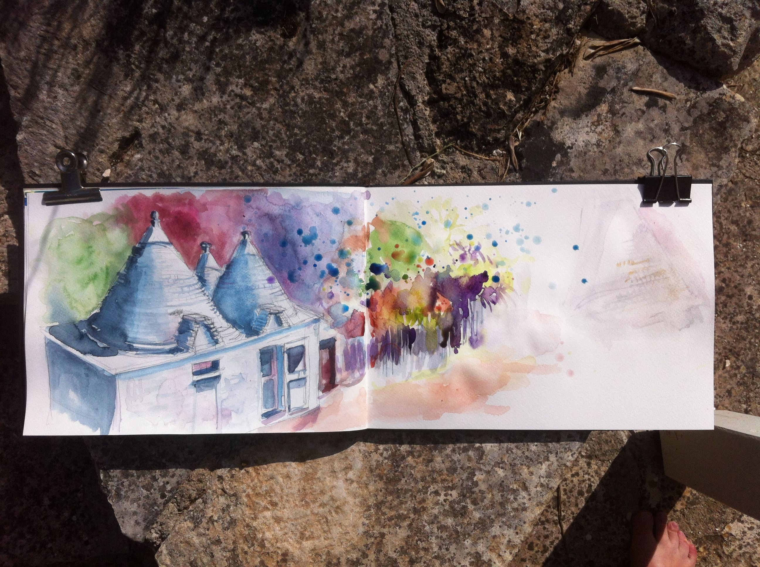 Bobines Atelier Evelyne Delfour Evelyne Delfour Artiste Peintre