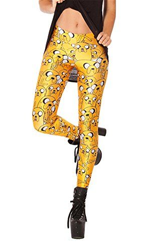 Women's Designed Digital Print Jack Dog Pattern Sexy Stretch Leggings Black Milk Show http://www.amazon.com/dp/B00NVE9774/ref=cm_sw_r_pi_dp_HYgpub0TVC08T