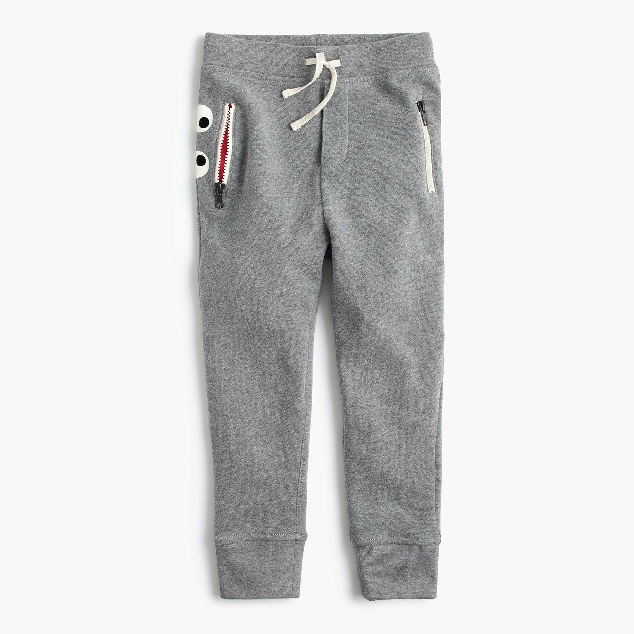 Fox Sweatpants for Boys /& Girls Fleece Active Joggers Elastic Pants