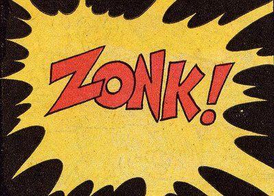 Comic book sound effects   Comic book frames, Comic books