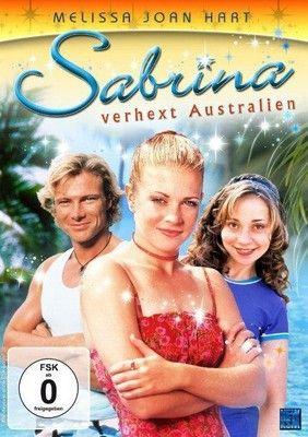 Sabrina Vai A Australia Feito Para Tv Dublado 1999 Capas De