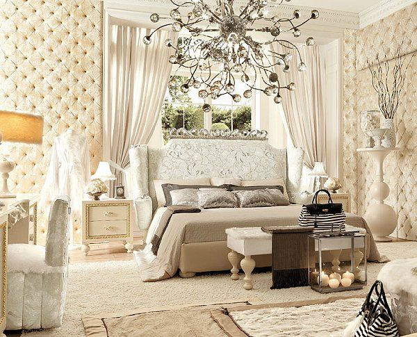 High Quality Romantic Themed Bedrooms | ... Bedrooms   Vintage Glam   Old Style  Hollywood Themed Bedroom Ideas