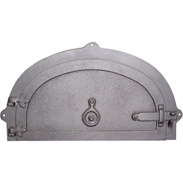 pin op porte de four a pain en fonte
