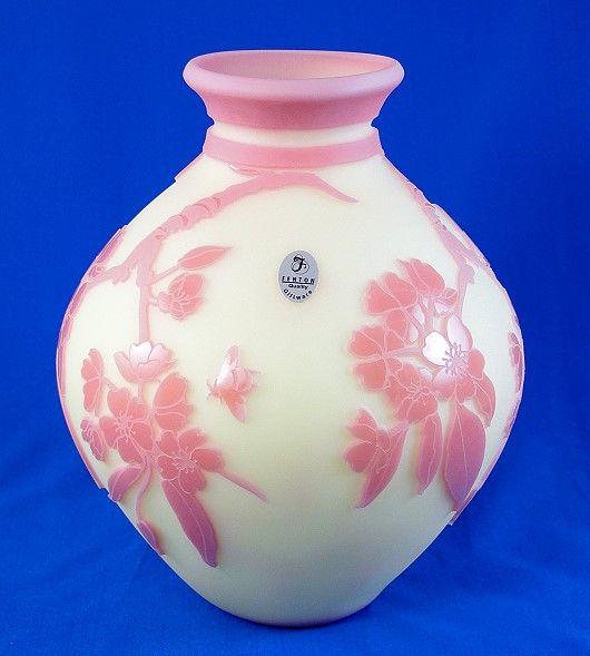 Fenton Burmese Art Glass Pinterest Glass And Interiors