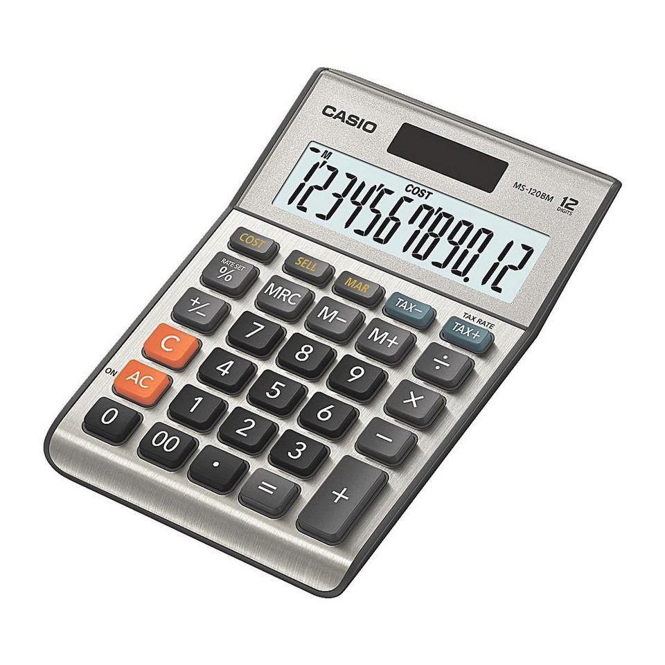Casio Tischrechner Ms 80verii Kalkulator Portable Printer Hr 8 Tm 120bm Fr 1599 Display Zeichen