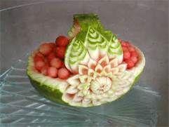 watermelon carving templates bing images watermelon pinterest