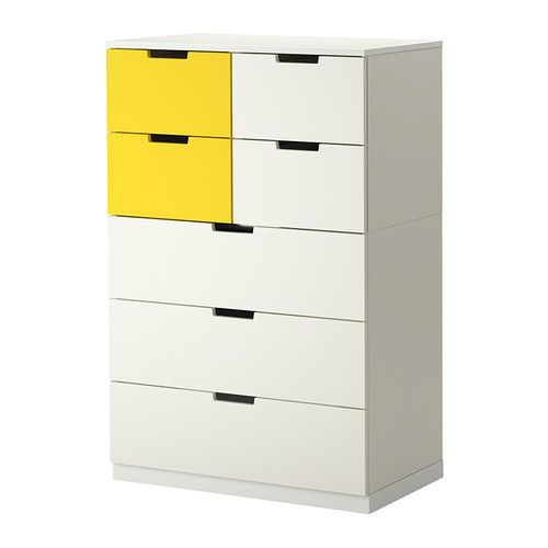 Nordli 7 Drawer Dresser Ikea You Can Use One Modular Chest Of Drawers Or Combine Several To Get A Storage Solution That Perfectly Suits Your E