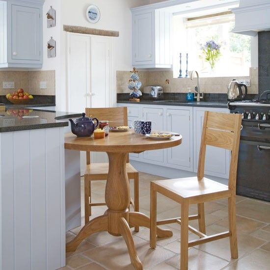 20 Great Small Kitchen Table Ideas  Compact Coastal And Kitchens Inspiration Small Kitchen And Dining Design Inspiration Design