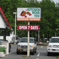 Kitchen Near You African Food Hyattsville Md Let S Eat