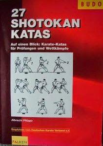 eBook PDF Collection: (Martial Arts) 27 Katas Shotokan