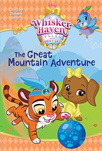 The Great Mountain Adventure Disney Palace Pets Whisker Https