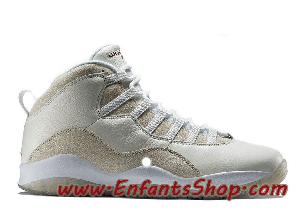 Air Jordan 10 Retro OVO 819955-100 Chaussures Jordan Prix Pas Cher Pour  Homme
