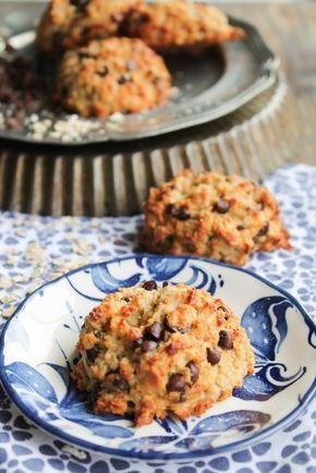 Cookies avoine et chocolat {vegan} Plus