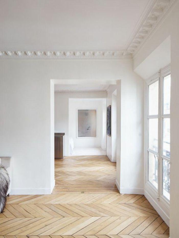 la moulure d corative dans 42 photos avec des id es. Black Bedroom Furniture Sets. Home Design Ideas