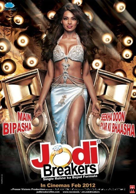 Jodi Breakers  Comedy Movies, Bollywood Posters, Movies-2792