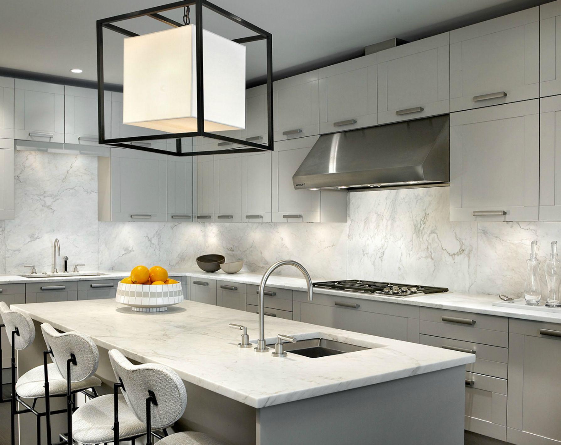Small Kitchen Apartment Creative Design - Home Makeover Ideas -
