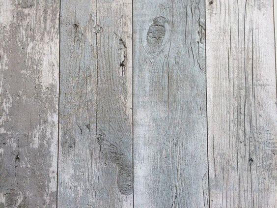 Vinyl Steigerhout Look : Noordwand steigerhout planken behang behangkoopjes