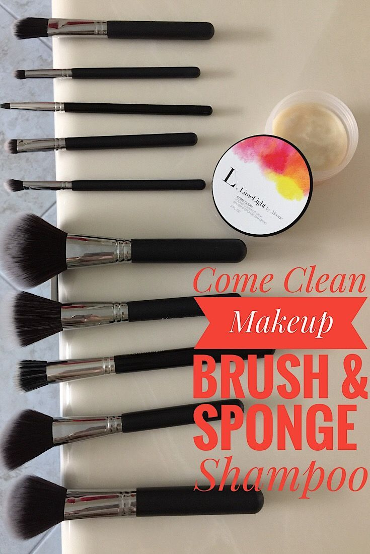 The complete guide to cleaning your make-up brushes (and what NOT to do) pics