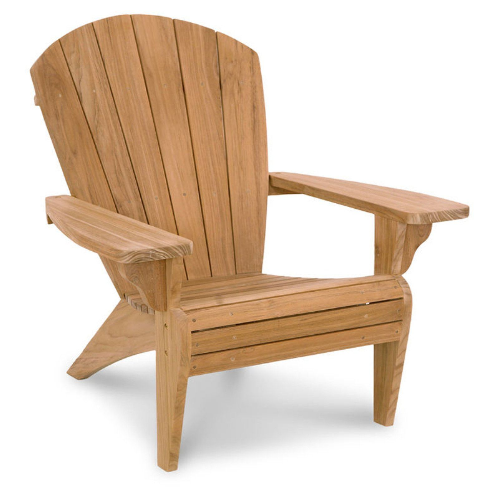 Outdoor Douglas Nance Key Wester Teak Adirondack Chair Products In