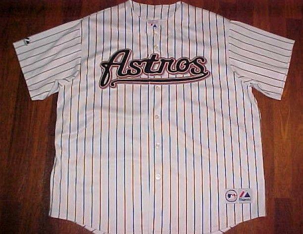 big sale aa9c6 38507 Majestic MLB AL Houston Astros 2009-2012 Team Logo White ...