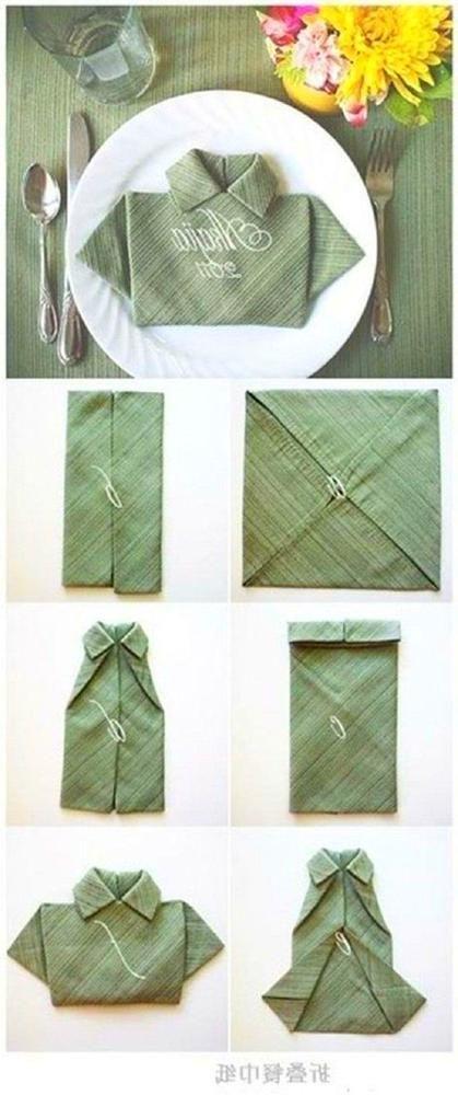 Napkin Folding Ideas,  #folding #ideas #napkin #diynapkinfolding
