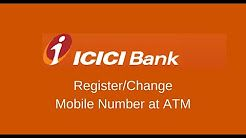 How To Update Mobile Number In Icici Net Banking Youtube Icici Bank Banking Gaming Logos