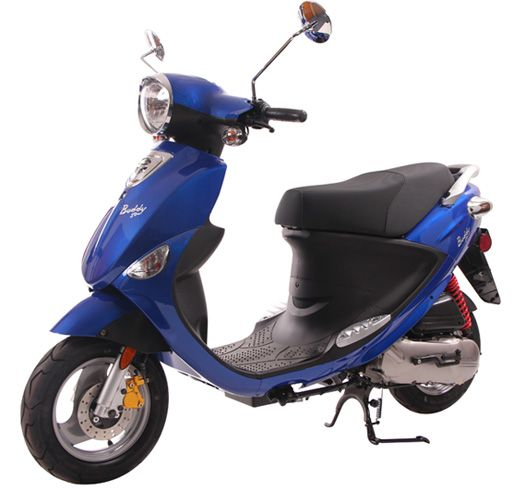 Genuine Buddy 50 Scooter New Scooters 4 Less Gainesville Fl