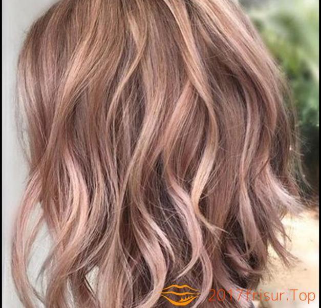 Frisuren 2019 Frauen Hair Styles Hair Lengths Gold Brown
