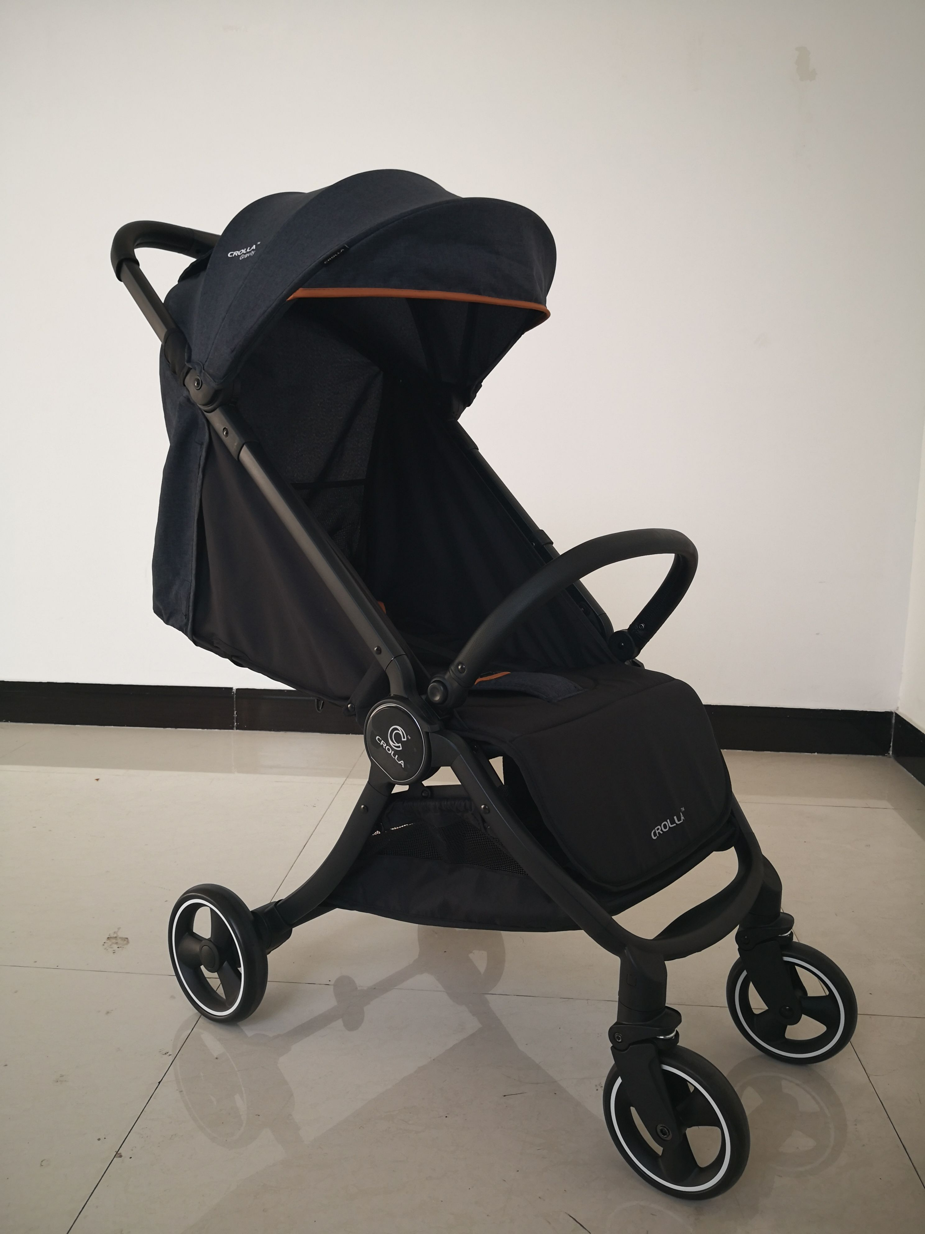 Domestic popular light portable baby stroller, lightweight ...