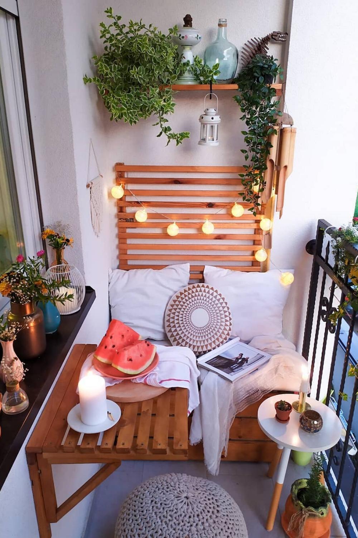 Photo of Small balcony ideas