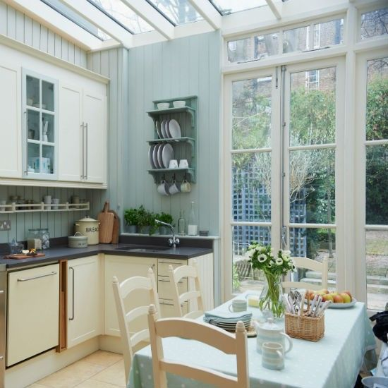 Extend Your Kitchen Space Conservatory Decorating Ideas Photo Gallery Ideal Home