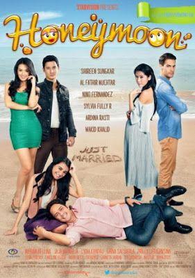 Film Lucu Indonesia Trailer Sinopsis Dan Link Download Honeymoon