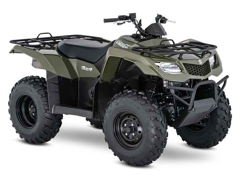 New 2016 Suzuki KingQuad 400ASi ATVs For Sale in Ohio. 2016 Suzuki KingQuad 400ASi, 2016 SUZUKI KINGQUAD 400ASITrusted. Rugged. ReliableTask or trail, the KingQuad 400ASi handles it all with exceptional performance. Two and four-wheel drive modes will help you handle rough weather conditions while completing even the most demanding chores. The advanced QuadMatic transmission offers smooth power delivery with impressive torque to help get you to the end of the trail and back. If durability…