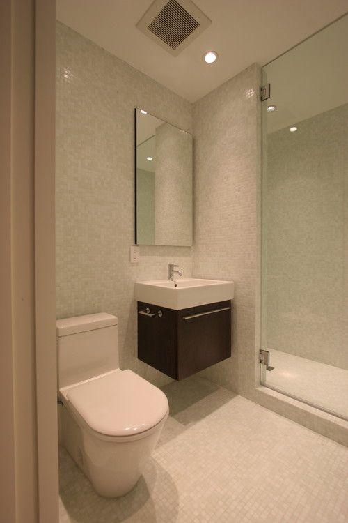 en-linea-lavabo-inodoro-y-ducha | Baños | Pinterest | Baños modernos ...