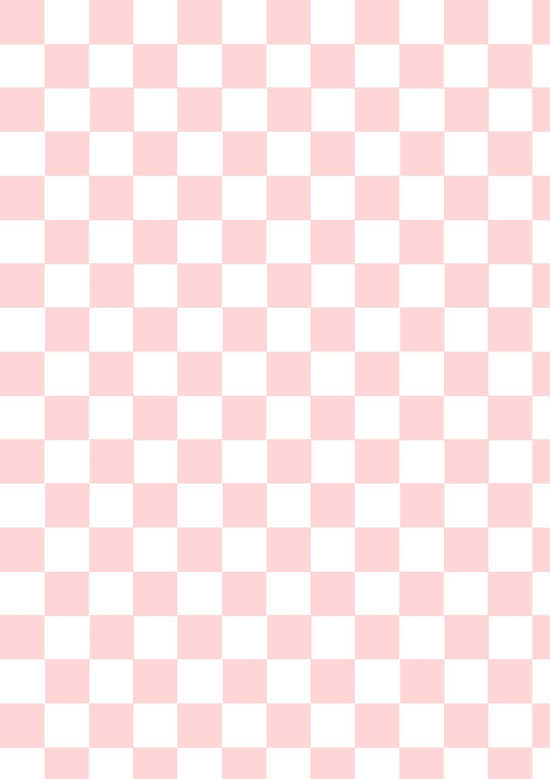 FREE Printable Checkerboard Pattern Paper