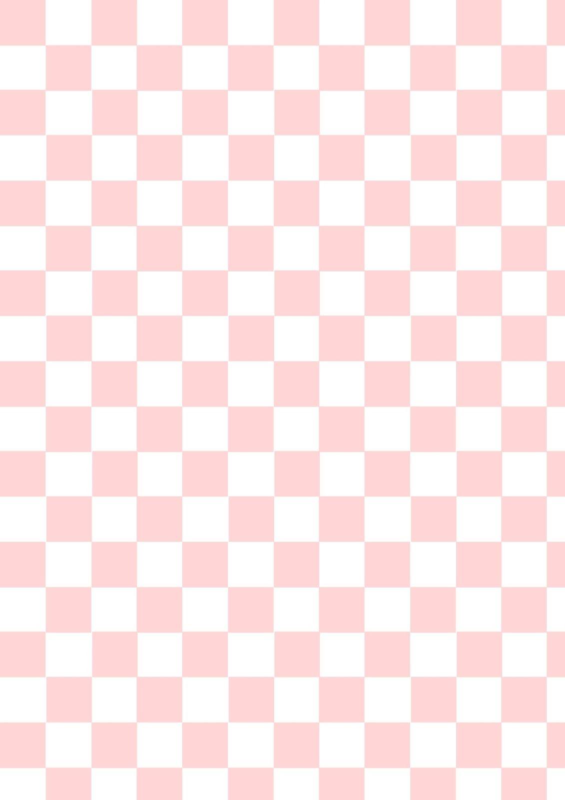 Worksheet Pattern Printable free printable checkerboard pattern paper pinkwhite diary note pinkwhite