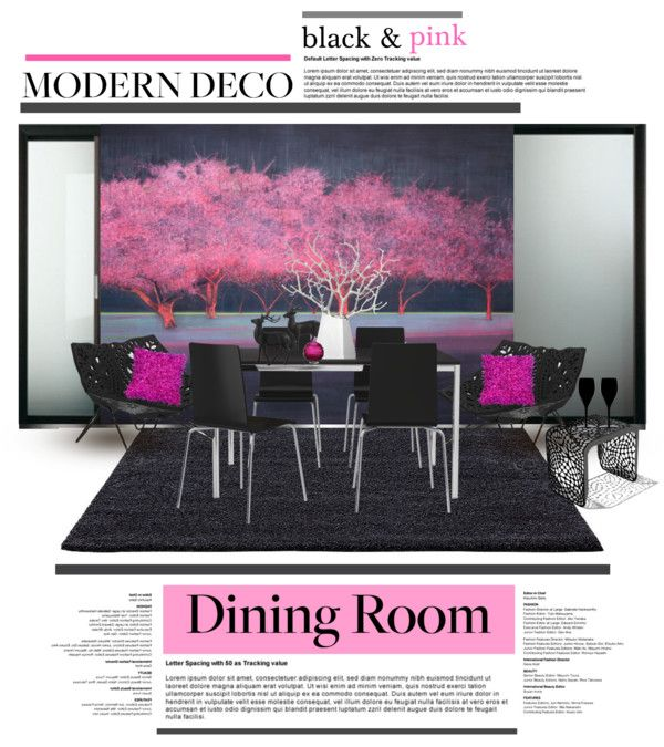 """""""Dining room 4 ♥"""" by morana-m on Polyvore"""