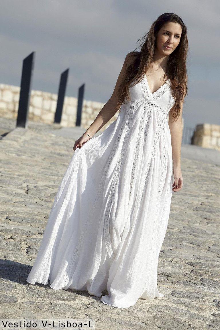 85c7563eaf Moda ibicenca para bodas ….color blanco