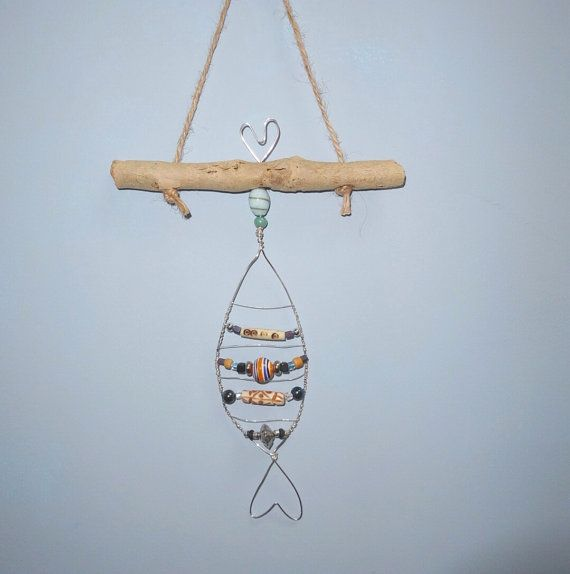 Wire Fish Mobiles - WIRE Center •