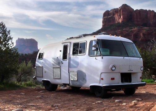 1968 Dodge Travco 210 Vintage Camper Vintage Rv Classic Trailers