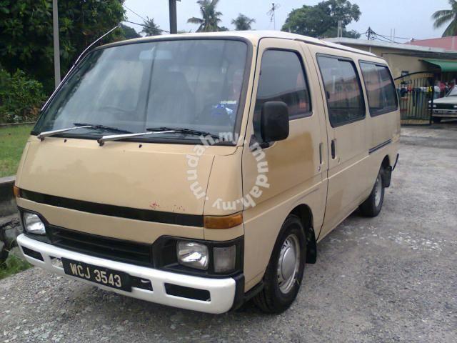 Van Isuzu Wfr 2 0 Petrol 91 Commercial Vehicle Boats For Sale In Gombak Selangor Commercial Vehicle Van Boats For Sale
