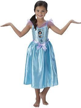 Frozen Anna /& Elsa Costume Disney Official Princess Fancy Dress Book Week Girl