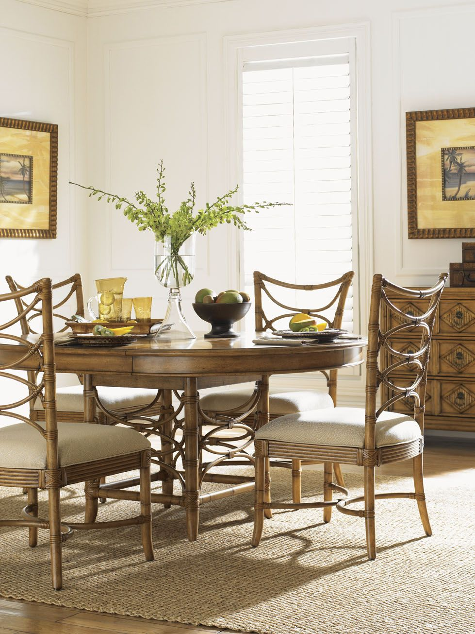 Tommy Bahama Home Beach House Collection dining
