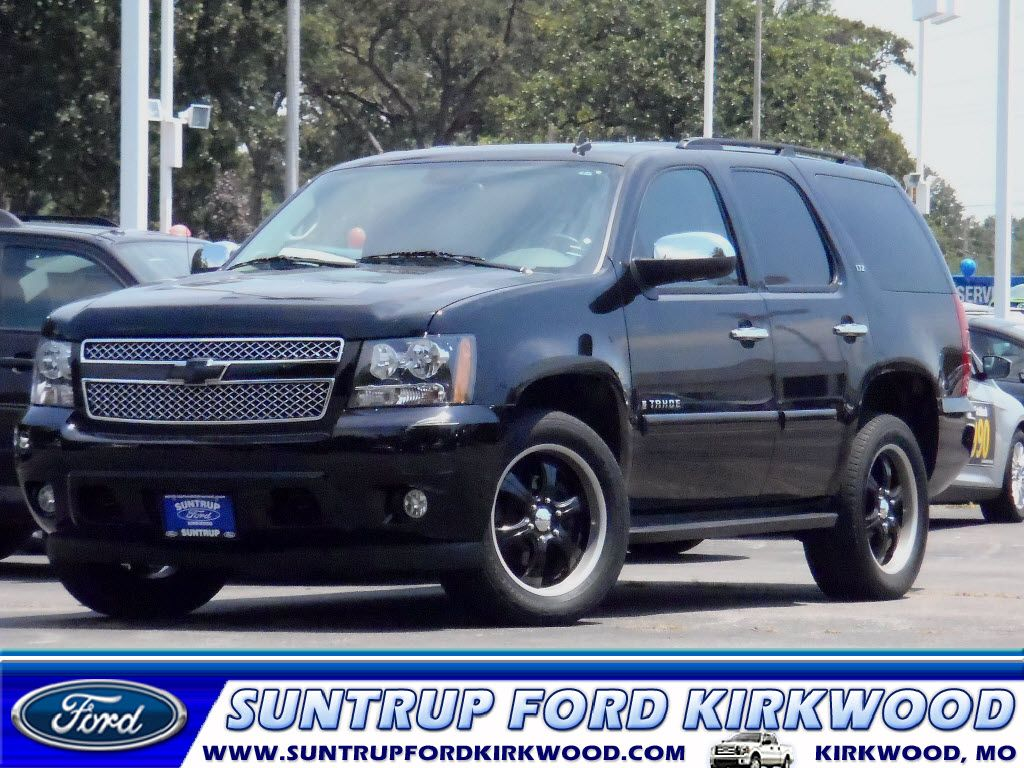 2008 Chevrolet Tahoe LTZ For Sale at Suntrup Ford Kirkwood